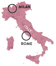 countries_ROME AND MILAN1